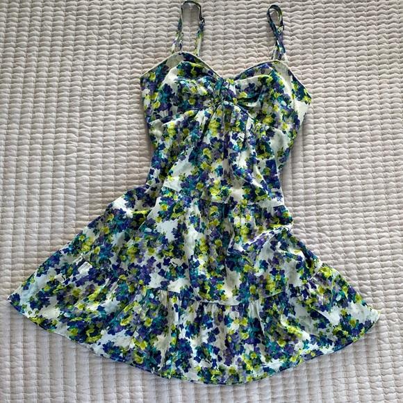 Jessica Simpson floral sun dress 💐